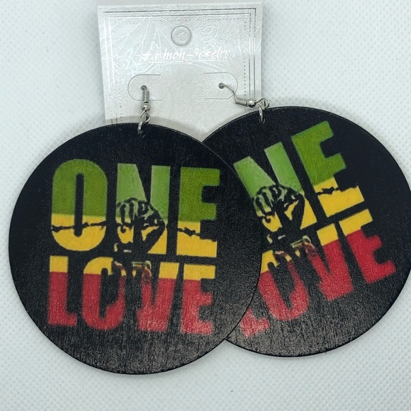 Jewelry - ONE LOVE with Soul Earrings